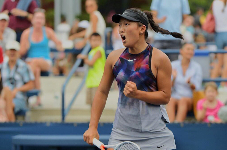 "Claire Liu, 17 - Claire Liu had a phenomenal 2017. After winning two International Tennis Federation Pro Circuit tournaments and reaching the French Open junior final, she became the first American female to win the Wimbledon junior girls singles title since 1992. Liu's path also differs from that of many peers: she never attended a tennis academy, and doesn't come from a tennis background — her parents, both Chinese immigrants, had never even seen a tennis court until they came to the U.S.After her success at Wimbledon, Liu chose career over college. ""It's a job but right now I don't look at it like that,"" Liu told the Ventura County Star. ""If I win, that will be great, but more importantly, if I can be the best player I can be and have fun doing it, then the sacrifices will be worth it."" Liu's ultimate goals are to win Grand Slam titles and be No. 1. zeith her recent achievements, she's well on her way to becoming a bonafide tennis star — while carving her own path, of course. — J.L.S."