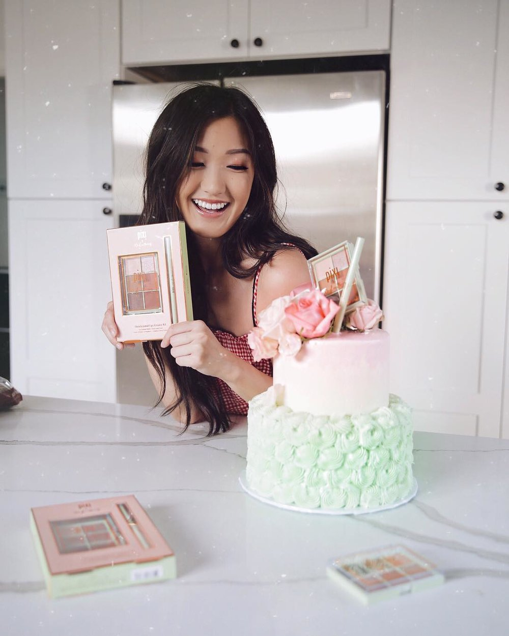 "Weylie Hoang, 25 - With 1.67 million subscribers on YouTube and 440,000 followers on Instagram, WeylieHoang is a social force to be reckoned with. Hoang began her YouTube journey when she was15 years old as a beauty vlogger, uploading her first makeup tutorial in 2007. Besides makeup and beauty, she's known for relatable and personal content featuring relationship updates and advice geared toward young women like her (her most popular video, with almost 10 million views, is about how to put on a tampon!). Some of her most watched videos recently have explored her cultural background, such as one where she speaks Chinese and a video where she discusses her struggles growing up Chinese American, including being made fun of for her facial features and having trouble understanding English as a kid ""because the only way she could express [herself was] in Chinese."" — C.N.Image Courtesy of Weylie Hoang"