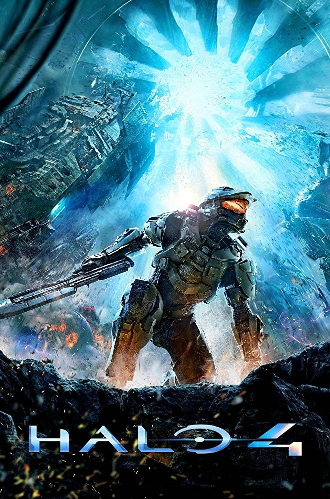 HALO 4: THE COMISSION