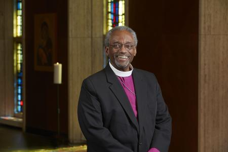 The Most Reverend Michael B. Curry, Presiding Bishop