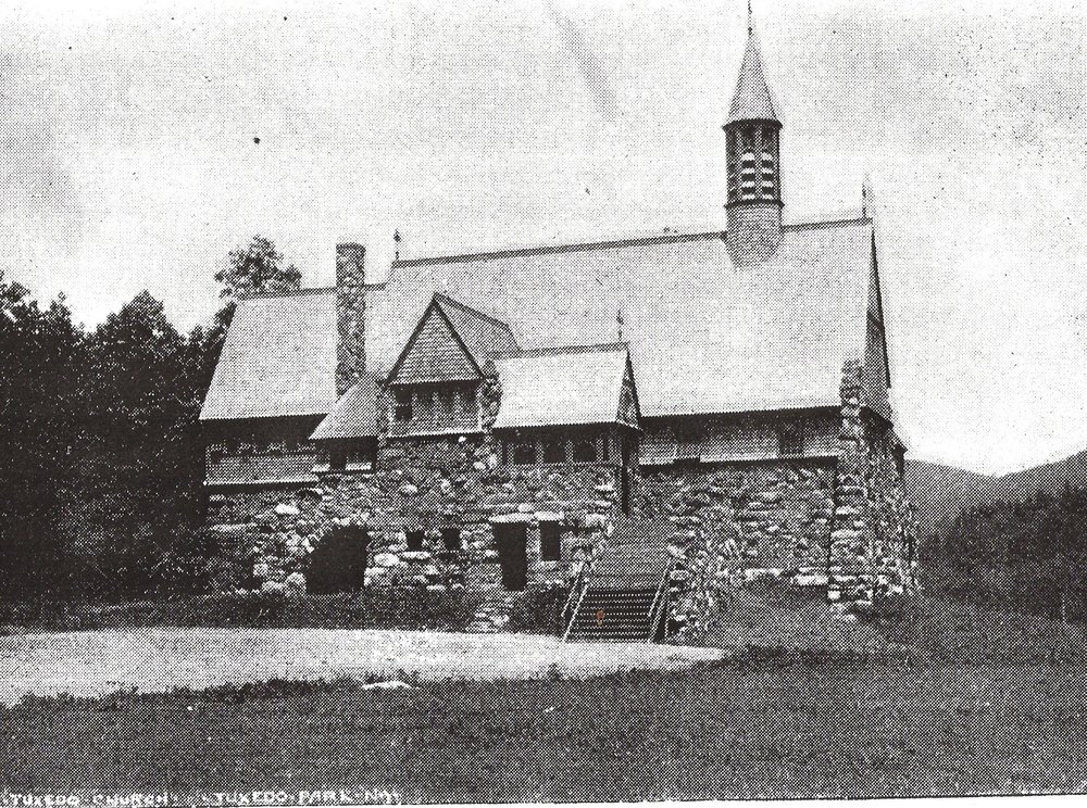 Exterior circa 1900