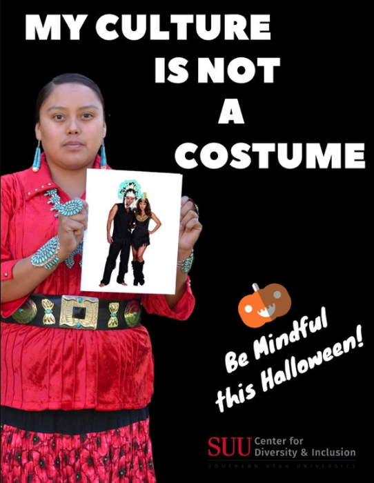 Southern Utah University C&aign  sc 1 st  HQ Press & My Culture is Not a Costume