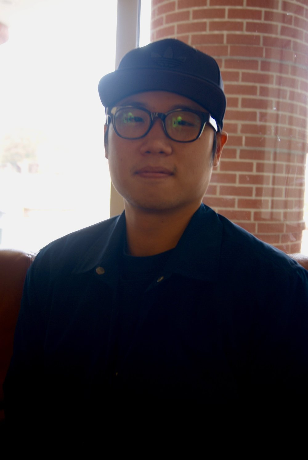 Hyun talks about his obstacles at Quinnipiac in the multicultural suite on campus.