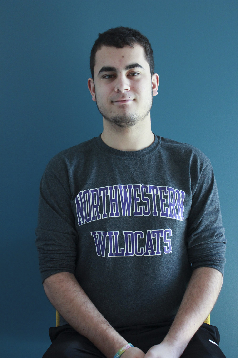 Andrew Weiss - Andrew Weiss is a journalism major from Tampa, Florida. He is in his third year at Quinnipiac, and plans on graduating a year early this May before going to Northwestern's Medill School of Journalism for graduate school. Andrew is not a fan of the wind that makes him cold every day, but he powers through.