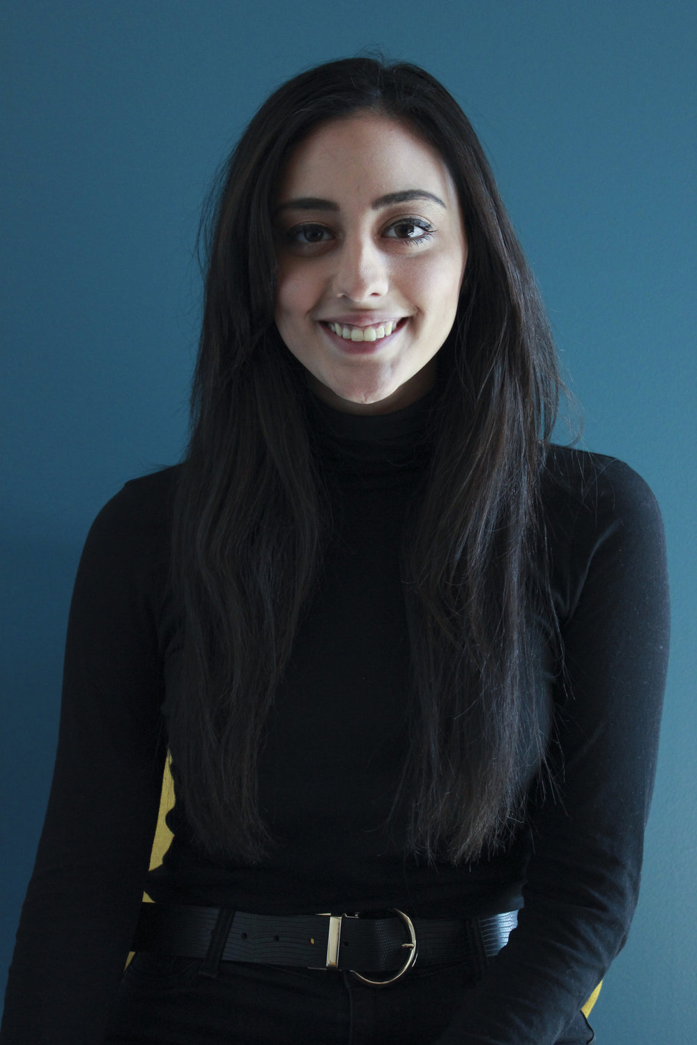 Tatyana Youssef - Born in Beirut, Lebanon, Tatyana Youssef is a senior journalism major now living in Franklin, Massachusetts. With a passion for social justice, she is pursuing a degree in higher education after graduation. However, the other half of her life is committed to music and art.