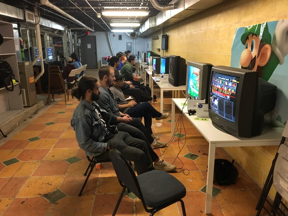 Hall of Gaming's Melee Weekly is held every Thursday night at 150 Center Street Wallingford, Connecticut.