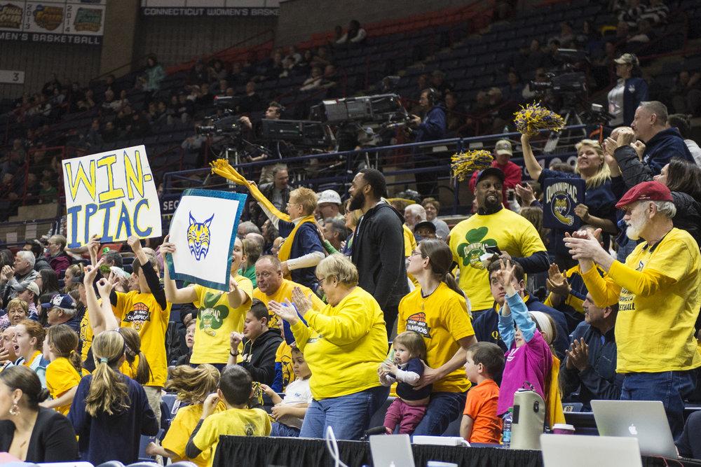 Image courtesy of Quinnipiac Athletics