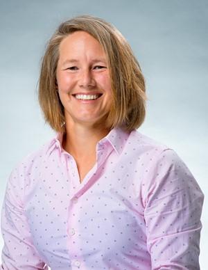 Becky Carlson - Head Coach of Women's Rugby at Quinnipiac University.Photo Courtesy of Quinnipiac Athletics