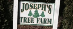 Joseph's Tree Farm is located in Hamden, Connecticut.