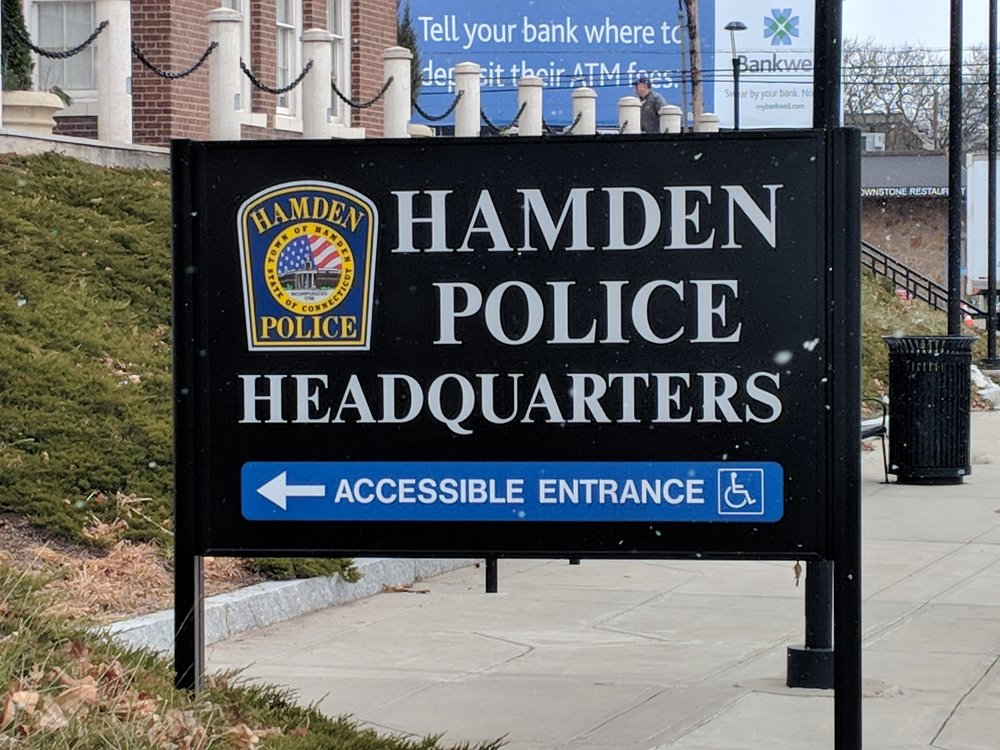 Hamden Police Department