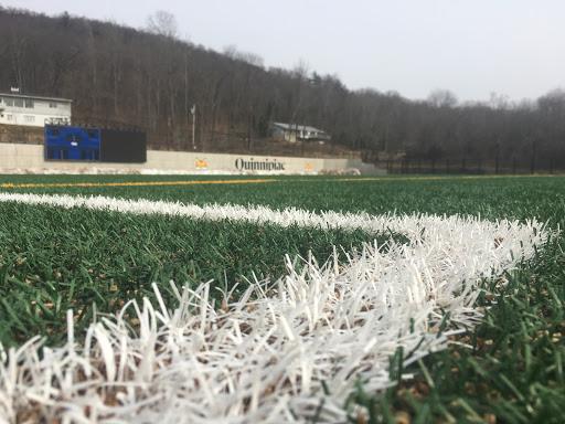 Quinnipiac Soccer and Lacrosse Stadium turf
