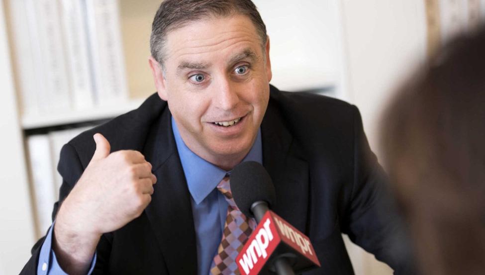 Quinnipiac University Poll Director Doug Schwartz (courtesy: poll.qu.edu)