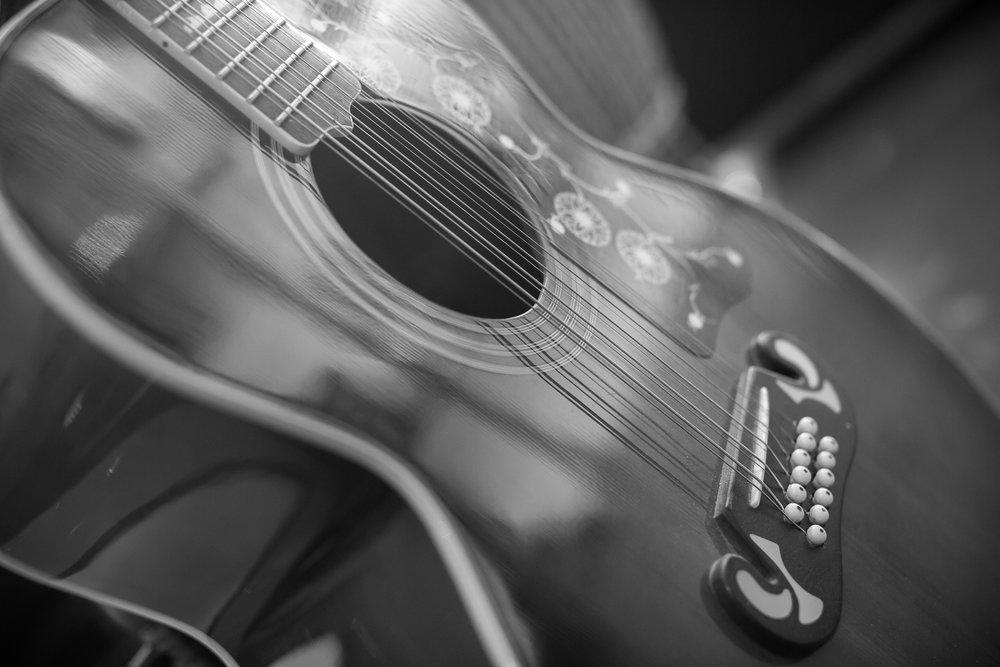 Feel the rhythm - musicians