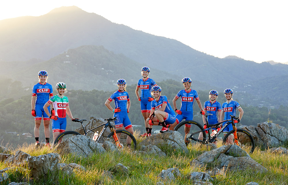 Photo from Clif Bar Pro Team http://teamlunachix.com/
