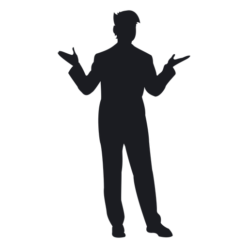 003e8b039472de4f2cd19a44d3b78916-young-man-standing-silhouette-by-vexels.png