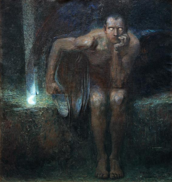 Franz Stuck [Public domain], via Wikimedia Commons