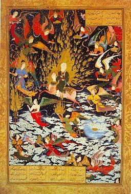 Sultan Muhammad [Public domain], via Wikimedia Commons