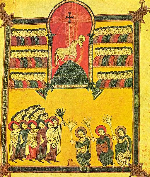 By Martinus (Scribe=Petrus) (Archives de la Cathédrale) [Public domain], via Wikimedia Commons