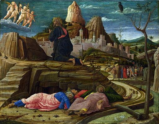 Andrea Mantegna [Public domain or Public domain], via Wikimedia Commons