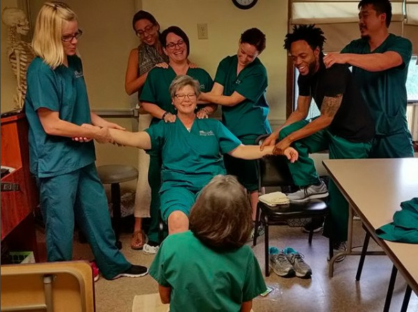 We want to help students like you to have the best experience while training! - We're building special for massage & bodyworkers and we want to hear from you! Click below to support the future of your success.
