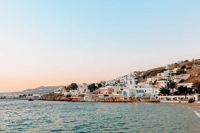 Impatiently waiting for someone to go back to Greece with.