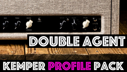 Double Agent Pack - Hey dudes,Thanks for all the support this past year. As a thank you for being such a loyal supporter please accept this advance release of the Double Agent Pack. It profiles the 3rd Power Dual citizen and it is one of the best amps we have ever profiled. We have had tons of requests for this amp and we are glad we finally got our hands on one. One side is an AC style circuit with Normal, Bright, Top Boost 1 and Top Boost 2 modes. It also has a