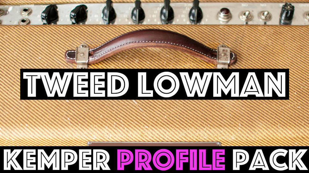 Classic 4x10 Tweed Tone! - If you are looking for those beautifully full bodied Fender Tweed cleans or that low midrange growl of a roaring 4x10 tweed amp…Look no further! The 4x10 cabinet keeps the lows tight even with a plethora of low mid range giving these profiles their characteristic harmonically rich girth….