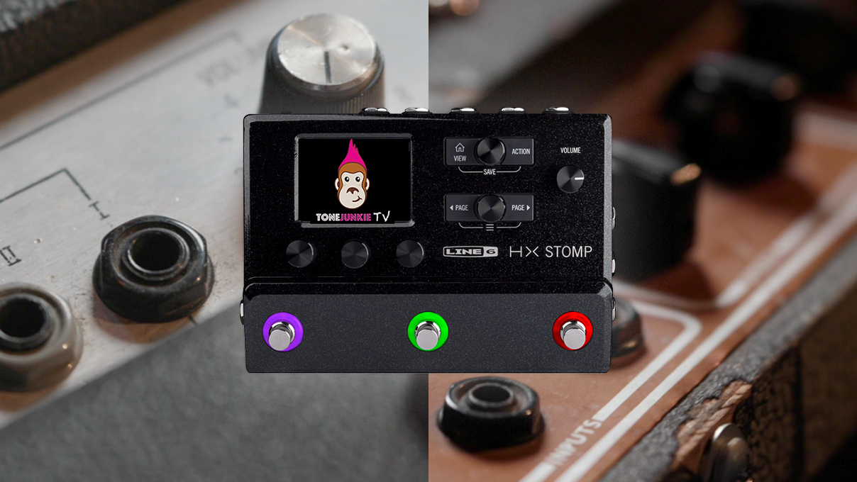 Stu G's HX Stomp/IR Everything Bundle — Official Tone Junkie Store