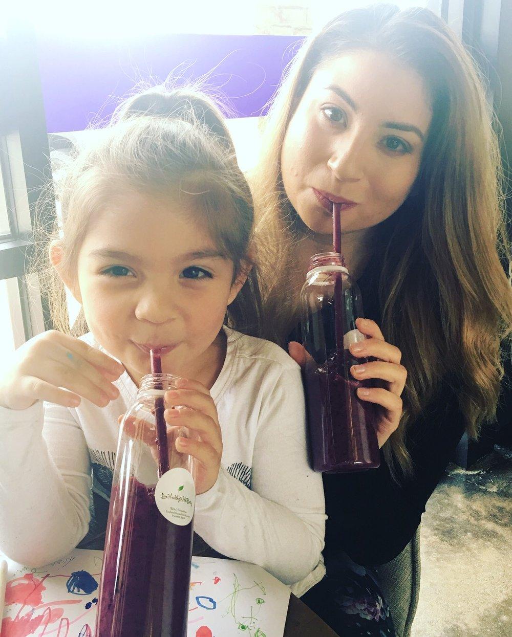 Elle and Adalia