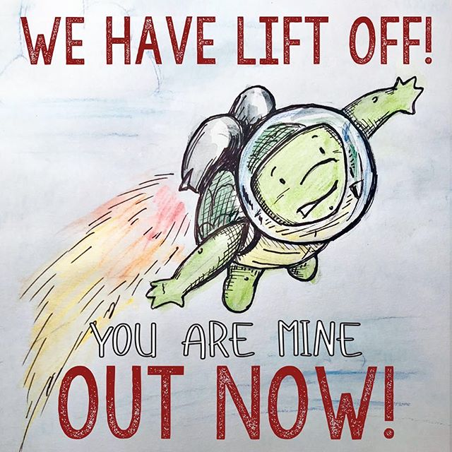 Out Now! Our first book, You Are Mine, is available exclusively at FlyingSquirrelPublications.com Please see the link in our profile. . . . . . #youareminebook #flyingsquirrelpublications #illustration #illustrations #authorillustrator #indiepublishing #kidslitart #kidlitart #kidlitartist #childrensbookillustration #childrensbook #booklaunch #booklaunching #bookrelease #countdown #outnow #countdowntolaunch #flyingsquirrelpublications