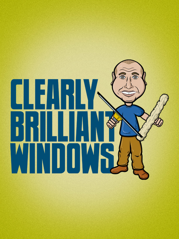 Clearly Brilliant Windows Logo