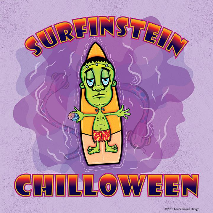 Surfinstein Chilloween
