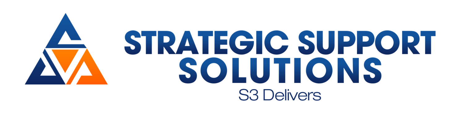 "Strategic Support Solutions, ""S3 Delivers"""