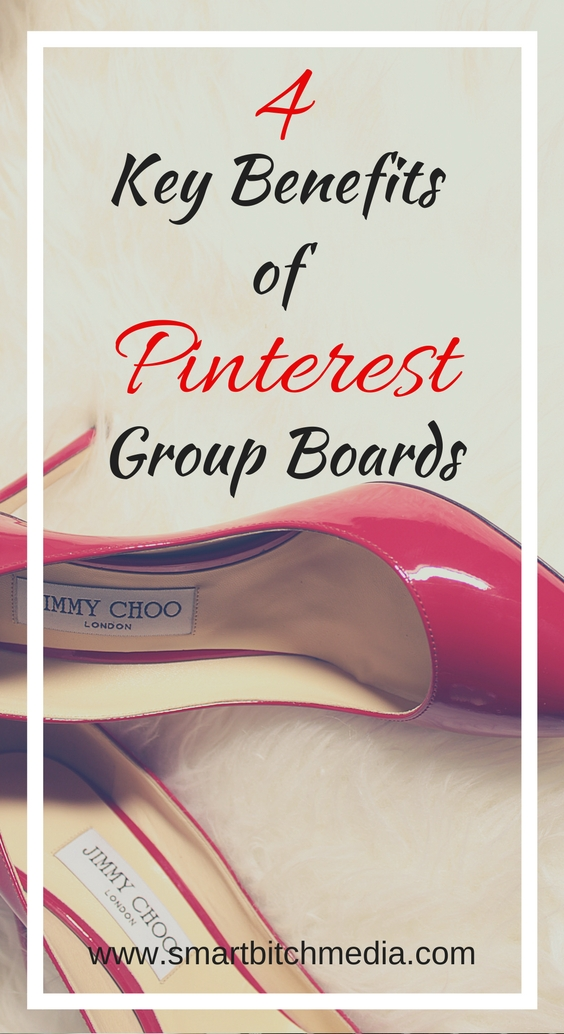 4 Key Benefits of Joining Pinterest Group Boards