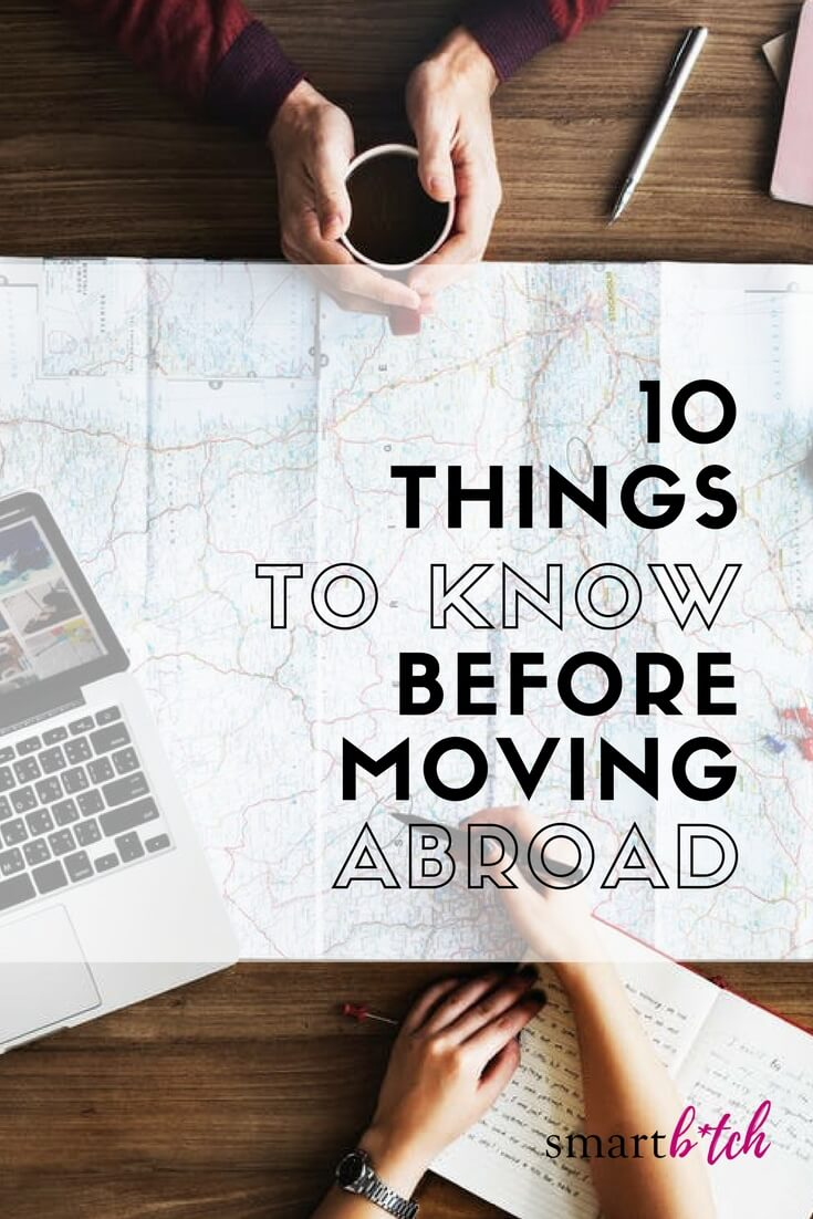 to things to know before moving abroad #expat #travel #movingabroad