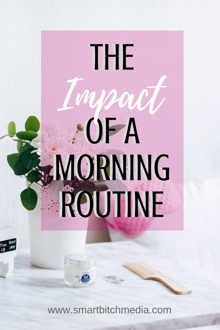 The Impact of a Morning Routine. #routine #morningroutine #schedule #timemanagement