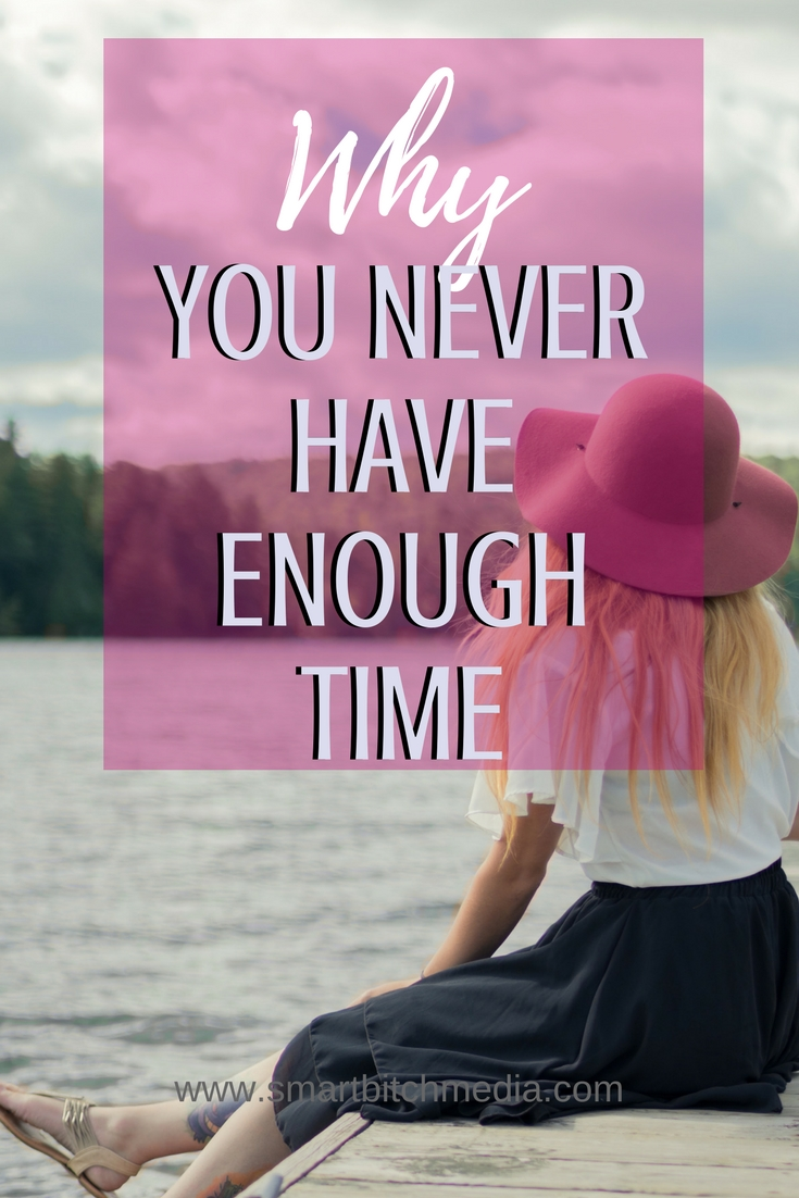 Why You Never Have Enough Time. #routine #routines #morningroutine