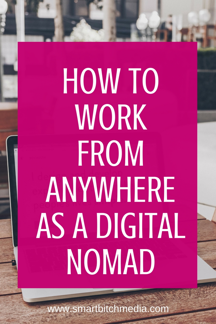 How to Work From Anywhere as a digital nomad. #digitalnomad #travel #workfromanywhere #locationindependant