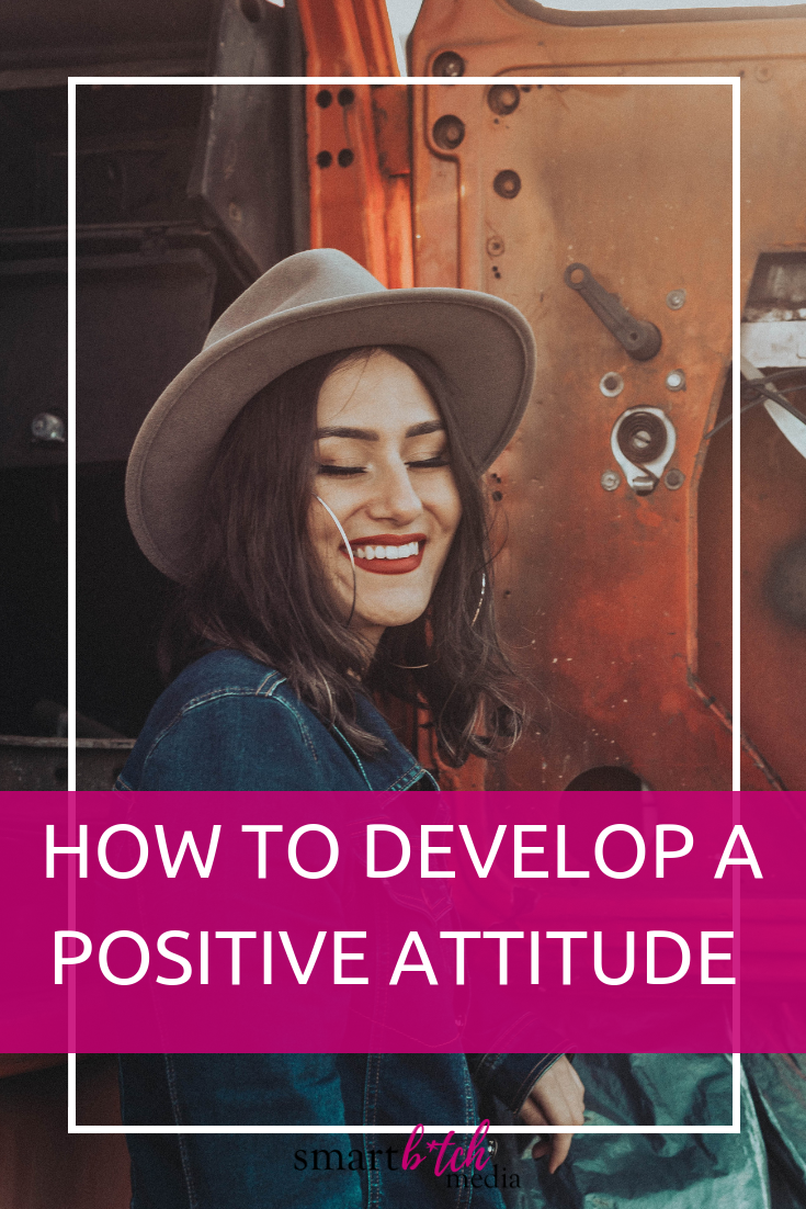 How to Develop a Positive Attitude #positivethinking #mindset #positivity