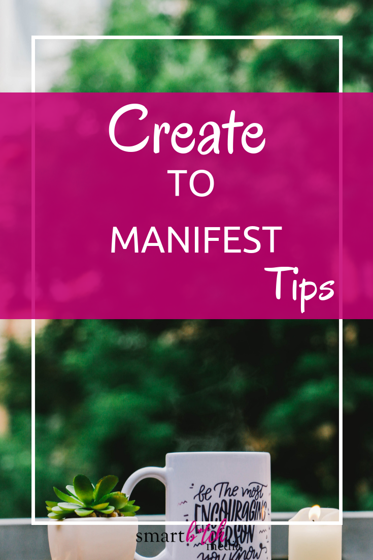 create to manifest #manifest #affirmation #lawofattraction #loa