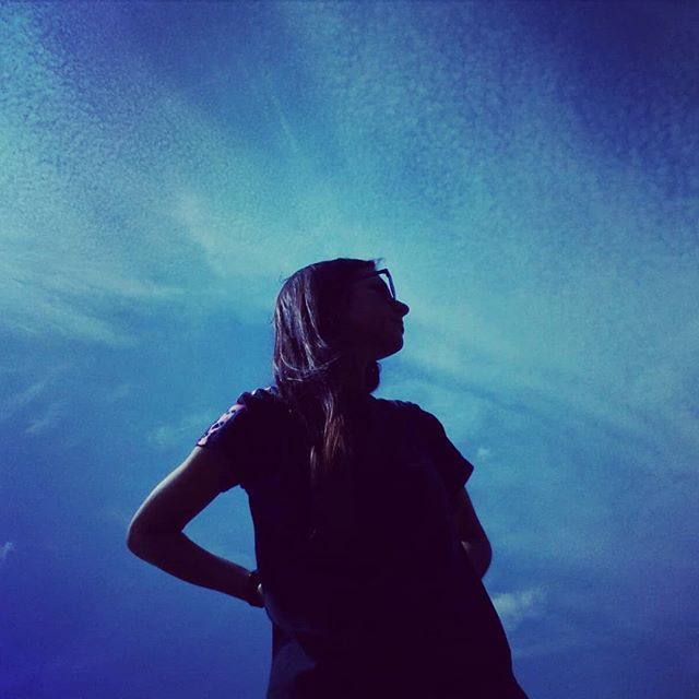 Cloud in the sky ☀️