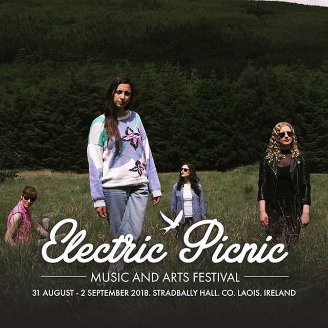 Who is heading to @epfestival this weekend? You have TWO chances to catch us - Friday at 2pm we will be at Trailer Park stage and any early campers we are on Salty Dog stage on Thursday at 9:30pm! See you all there!  #indie #indiepop #electricpicnic