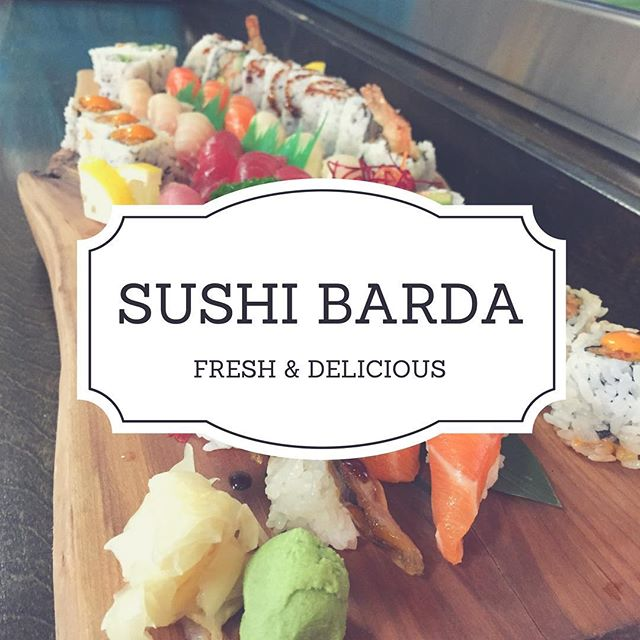 Come and have some  FRESH & DELICIOUS Sushi in SUSHI BARDA . . . #sushibarda #sushi #sushitime #sushi🍣 #sushiroll #sushis #sushirolls #sushibar #sushiart #sushimania #sushitime🍣 #sushisushi #fresh #delicious #japanesefood #japanesefoods #japanesefoodlover #japanesestyle  #kingston #ontario #canada  #kingstondowntown