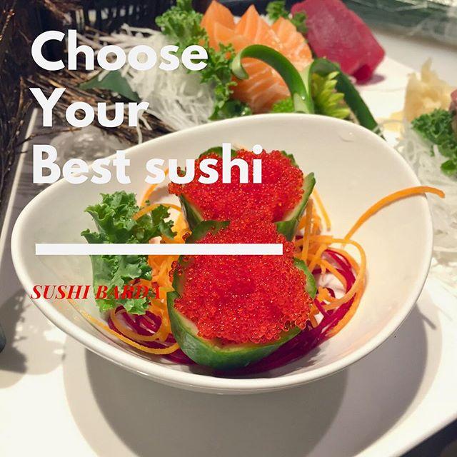Choose Your Best Sushi in SUSHI BARDA 🍣 . . . #sushibarda #sushi #sushitime #sushi🍣 #sushiroll #sushis #sushirolls #sushibar #sushitime🍣 #sushisushi #japanesefood #japanesestyle #fresh #goodfood  #kingston #kingstondowntown #ontario #canada