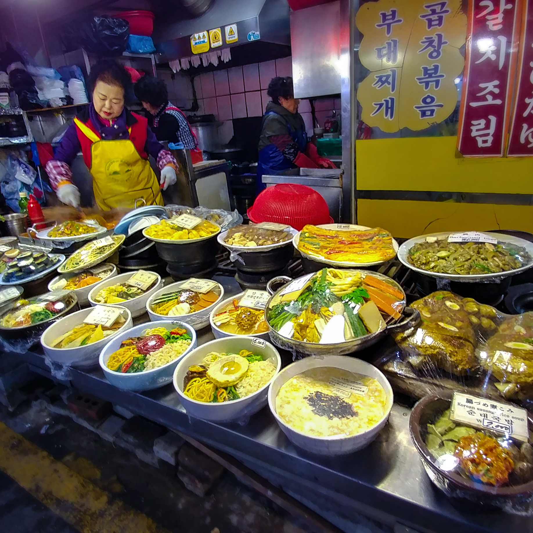 9e9740b21095a TOURING SEOUL: Namdaemun Market — Deets On Eats