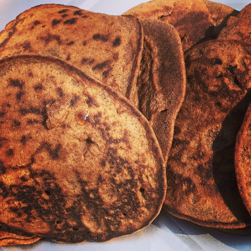 yuu-pitlaš • acorn flatbread