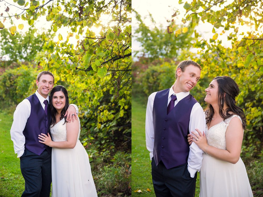 Fond du Lac Wisconsin Wedding Photography