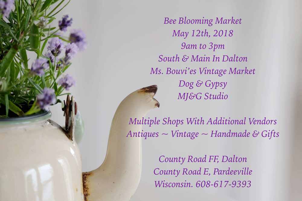 bee blooming market 2018