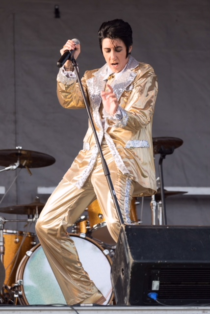 Tweed Elvis Festival, Ontario. Photo provided by Marnie Mackintosh.