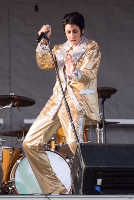 Tweed Elvis Festival, Ontario. Photo provided by Marnie Mackintosh.